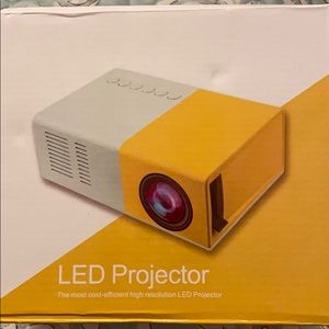 Other - Led Projector mini